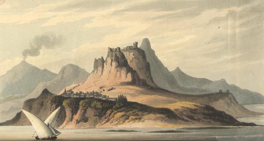 A Voyage to Cadiz and Gibraltar Vol. 1 - Taorminum (1815)