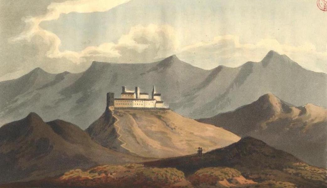A Voyage to Cadiz and Gibraltar Vol. 1 - Rometta (1815)