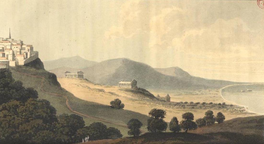 A Voyage to Cadiz and Gibraltar Vol. 2 - Girgenti (1815)