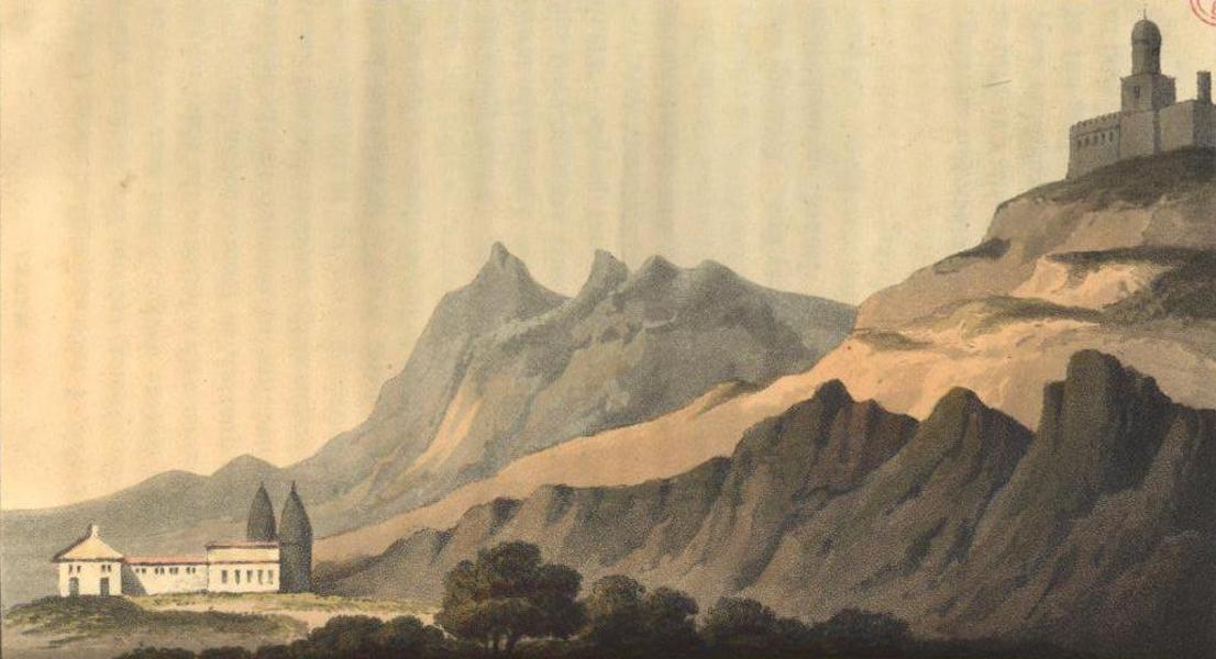 A Voyage to Cadiz and Gibraltar Vol. 2 - Cintra (1815)