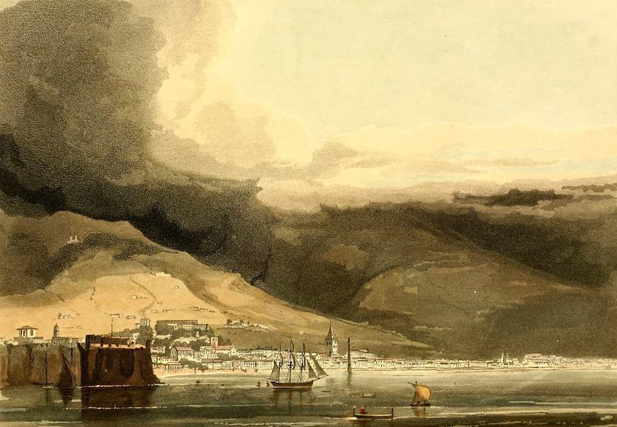 A Voyage to Cochinchina - Funchall (1806)