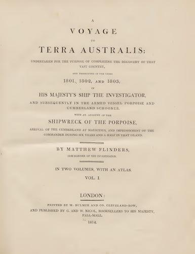 Nan Madol - A Voyage to Terra Australis Vol. 1