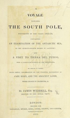 English - A Voyage Towards the South Pole