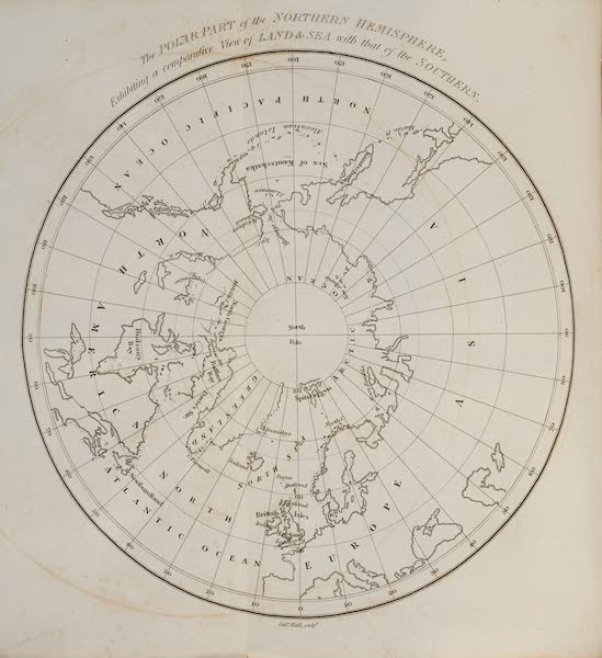A Voyage Towards the South Pole - The Polar Part of the Northern Hemisphere (1827)