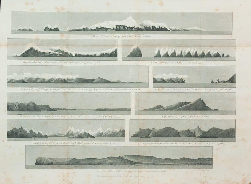 Landscape Coastal Views [I]