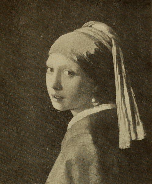 A Wanderer in Holland - Girl's Head. Jan Vermeer of Delft (Mauritshuis) (1905)