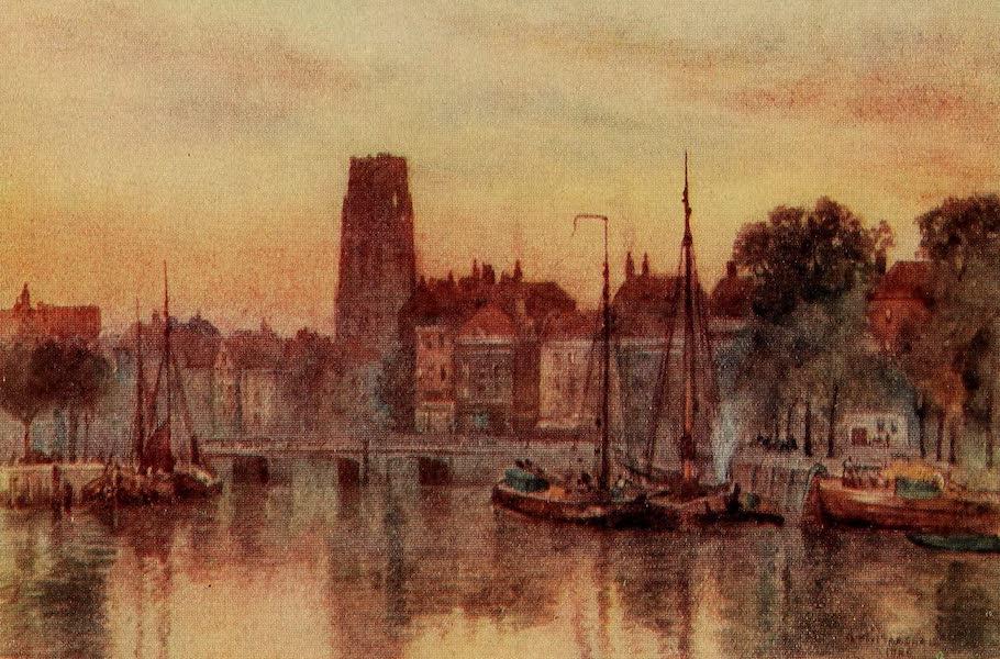 A Wanderer in Holland - Rotterdam (1905)