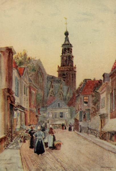 A Wanderer in Holland - Gouda (1905)