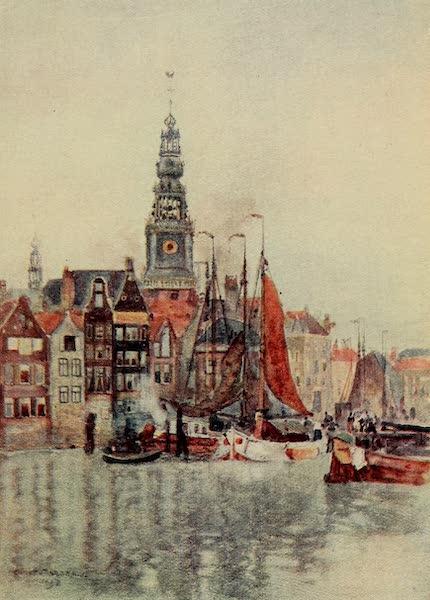 A Wanderer in Holland - St. Nicolas Church, Amsterdam (1905)
