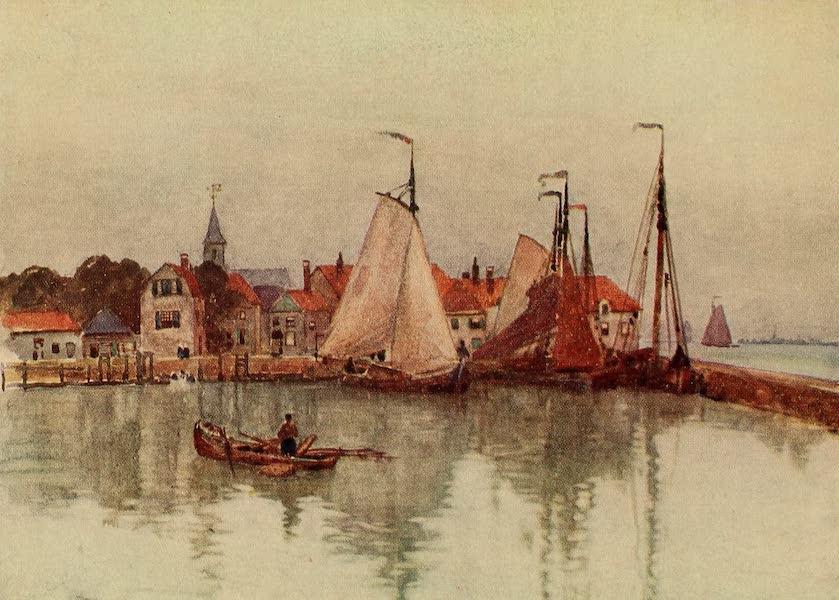A Wanderer in Holland - Volendam (1905)