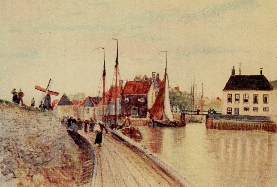A Wanderer in Holland - Harlingen (1905)