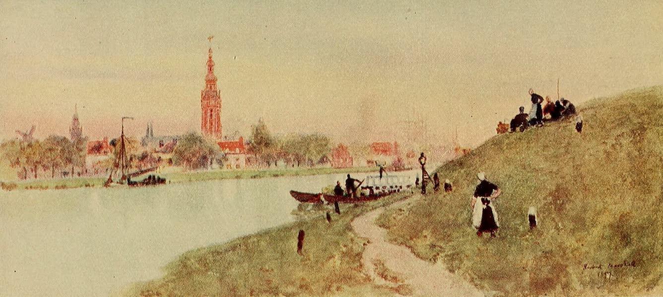 A Wanderer in Holland - Middelburg (1905)