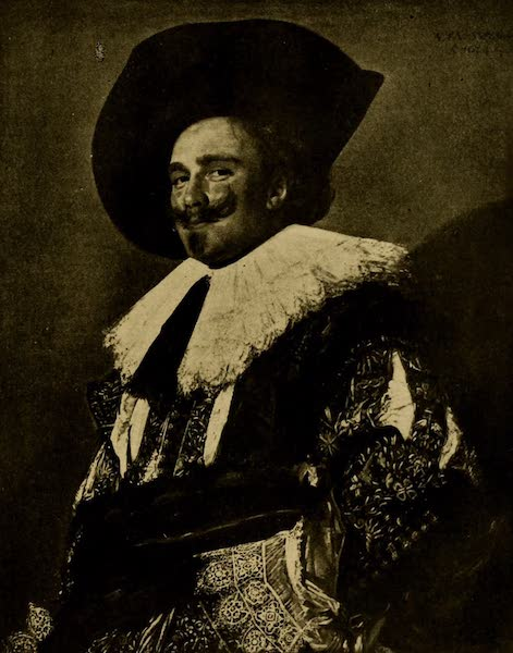 A Wanderer in London - The Laughing Cavalier. Frans Hals (Wallace Collection) (1906)