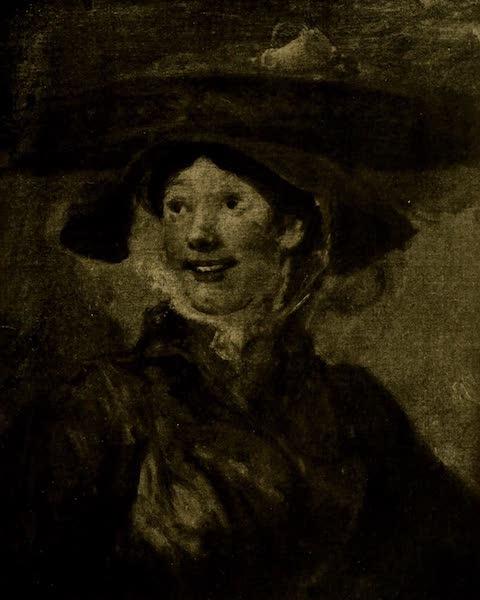 A Wanderer in London - The Shrimp Girl. William Hogarth (National Gallery) (1906)