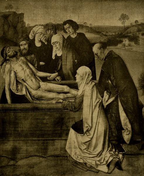 A Wanderer in London - The Entombment. Kogier Van der Weyden (National Gallery) (1906)