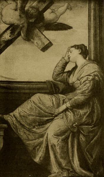 A Wanderer in London - St. Helena. Paul Veronese (National Gallery) . (1906)