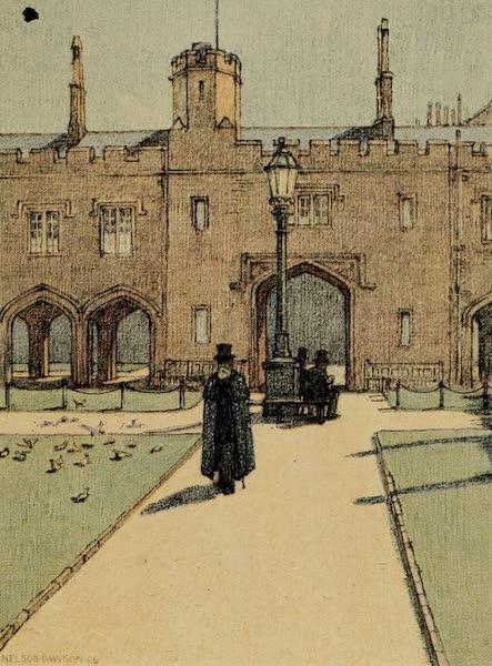 A Wanderer in London - The Charterhouse (1906)