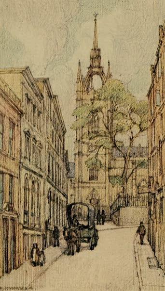 A Wanderer in London - St. Dunstan's-in-the-East (1906)