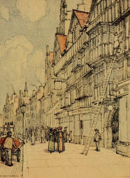 A Wanderer in London - Staple Inn (1906)