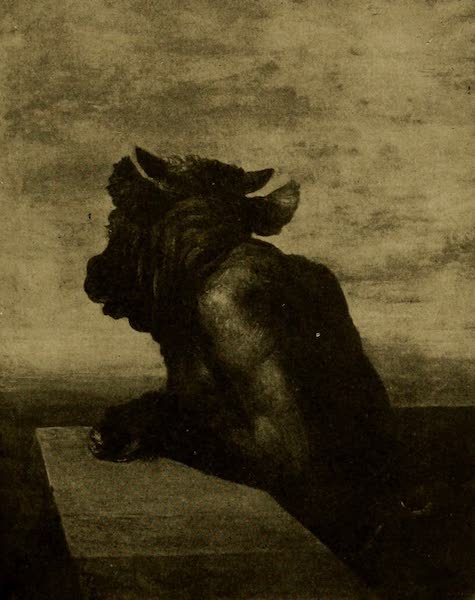 A Wanderer in London - The Minotaur. G. F.