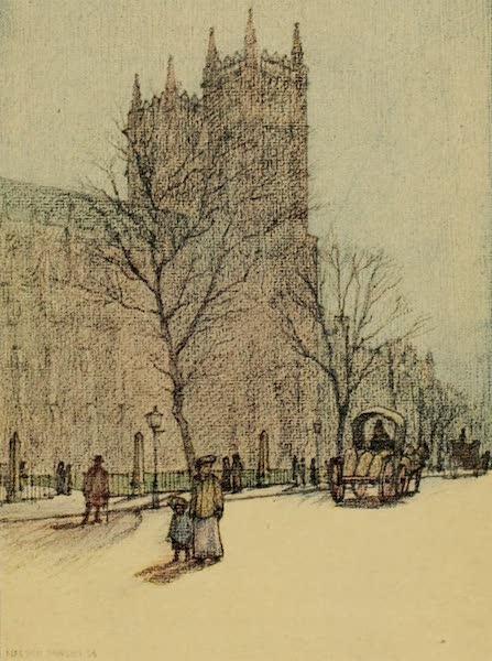 A Wanderer in London - Westminster Abbey (1906)