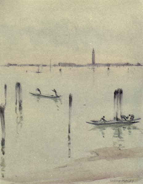 A Wanderer in Venice - The Armenian Monastery and the Lagoon (1914)