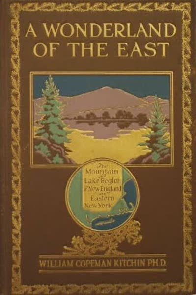 A Wonderland of the East - Front Cover (1920)