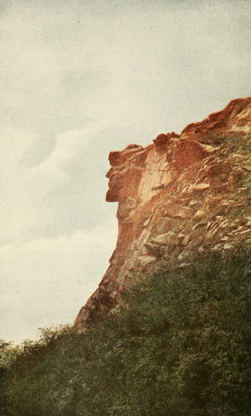 A Wonderland of the East - The Old Man of the Mountain (1920)