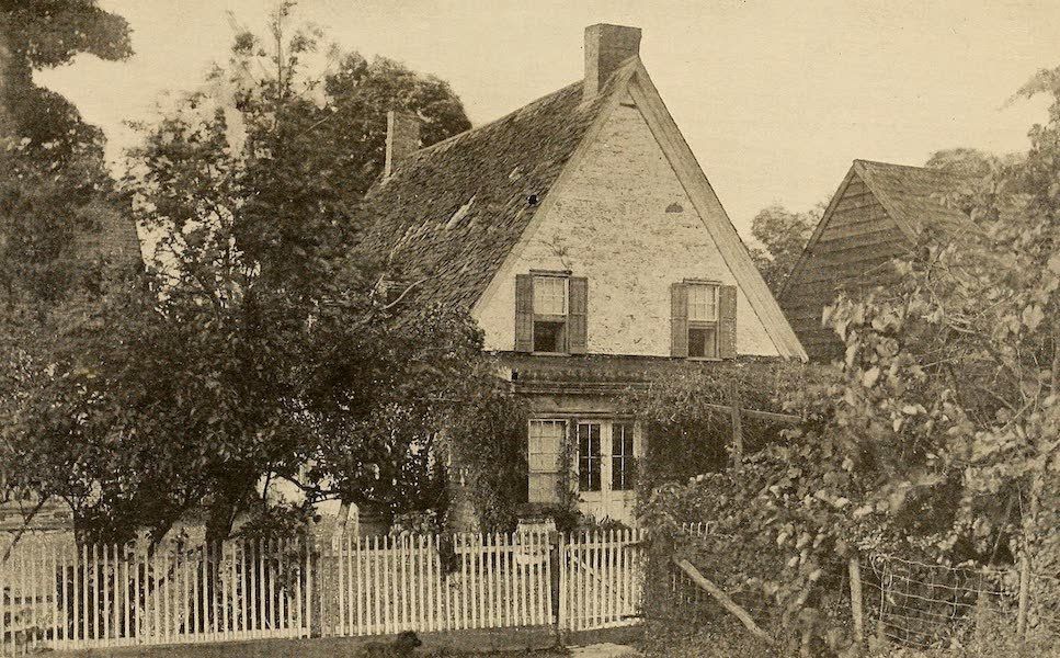 A Wonderland of the East - The Marie House (1920)