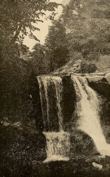 A Wonderland of the East - A Waterfall in the Catskills (1920)