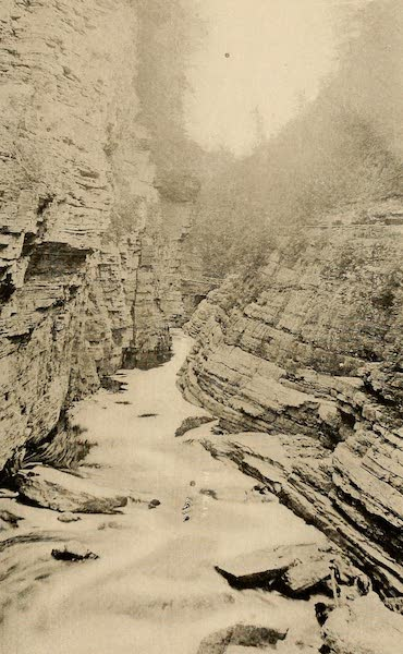 A Wonderland of the East - Ausable Chasm (1920)