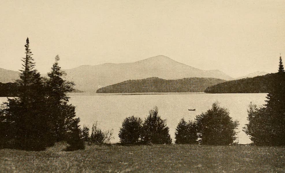 A Wonderland of the East - Lake Placid and Mt. Whiteface (1920)