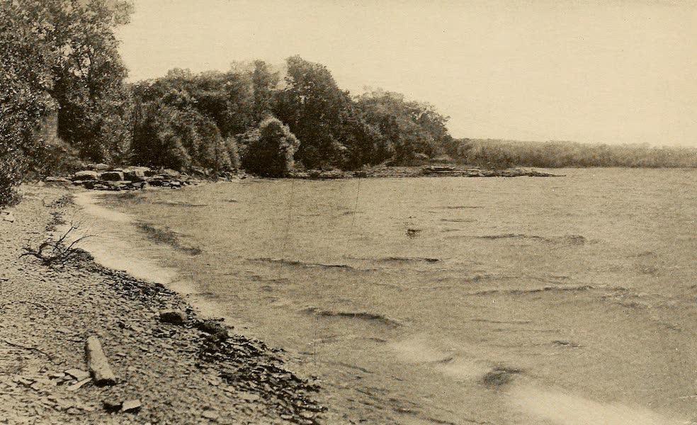 A Wonderland of the East - Along the Shore of Isle La Motte, Lake Champlain (1920)