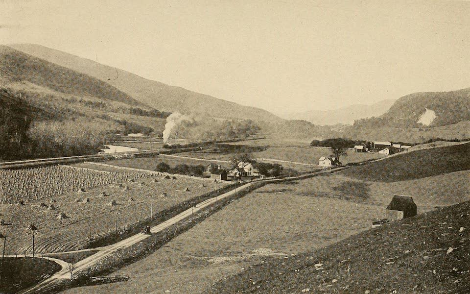 A Wonderland of the East - In the Valley near North Pownal (1920)