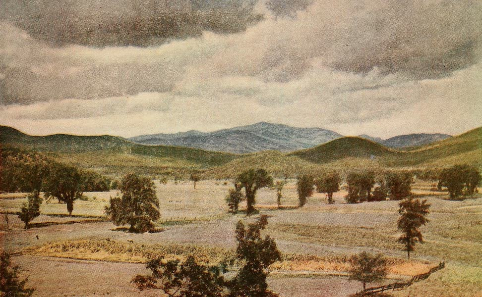 A Wonderland of the East - The Presidential Range, from Intervale (1920)