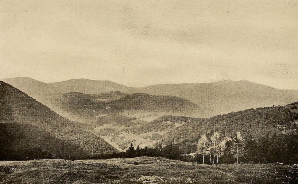 A Wonderland of the East - The Ottaquechee Valley (1920)