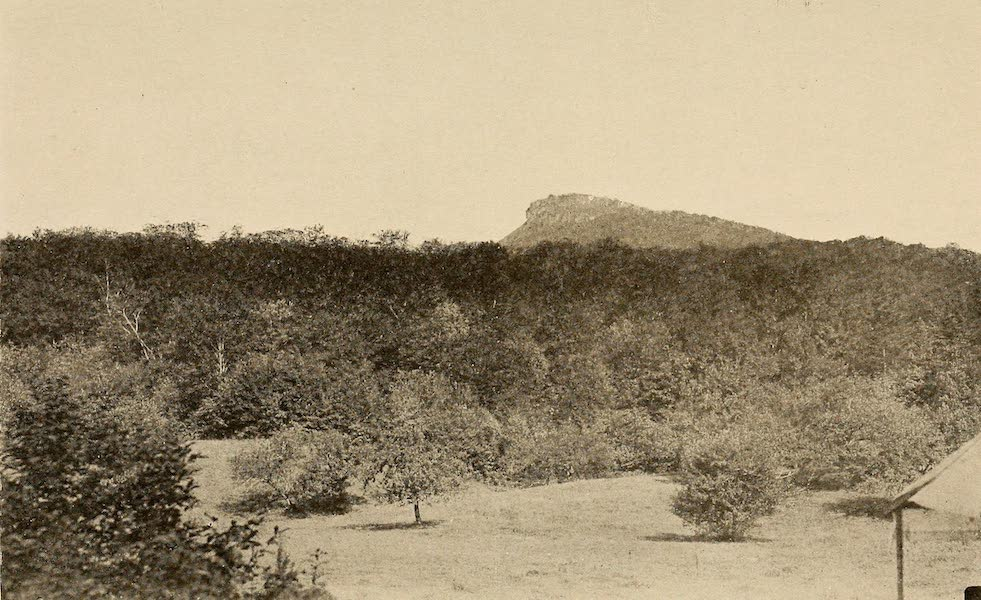 A Wonderland of the East - The Indian Head, near North Woodstock (1920)