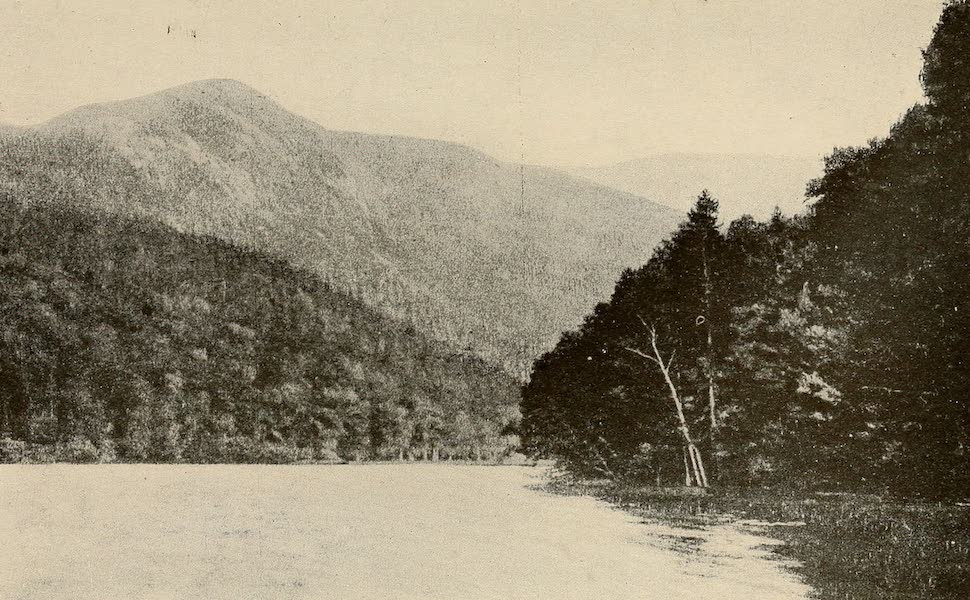A Wonderland of the East - Echo Lake and Eagle Cliff (1920)