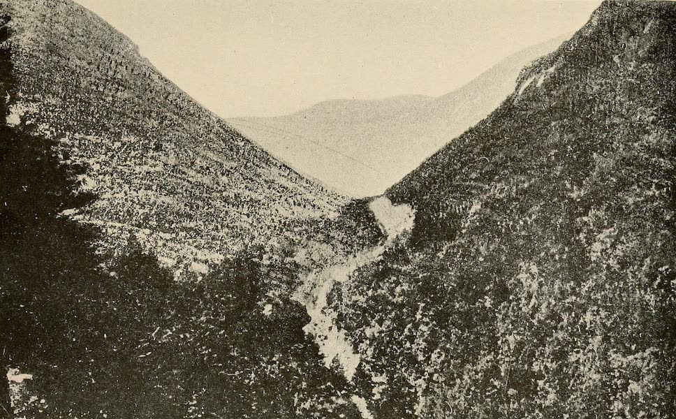 A Wonderland of the East - Crawford Notch, from Elephant's Head (1920)