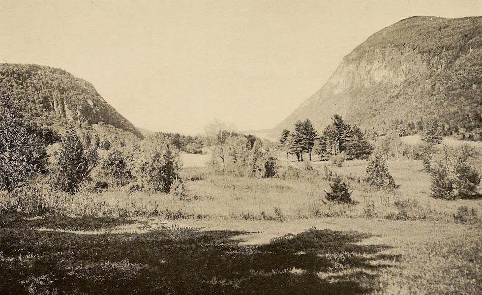 A Wonderland of the East - Mt. Pisgah and Mt. Hor (1920)