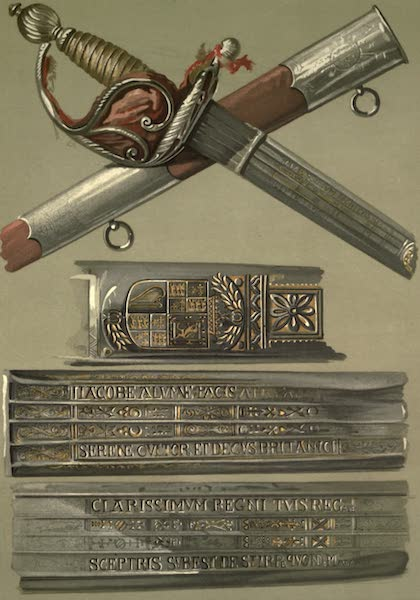 Abbotsford; The Personal Relics and Antiquarian Treasures of Sir Walter Scott - Montrose's Sword (1893)