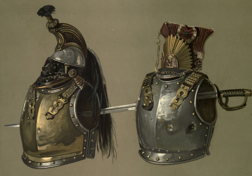 Abbotsford; The Personal Relics and Antiquarian Treasures of Sir Walter Scott - Waterloo Cuirasses and Sword (1893)