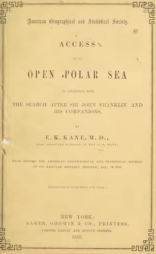 English - Access to an Open Polar Sea