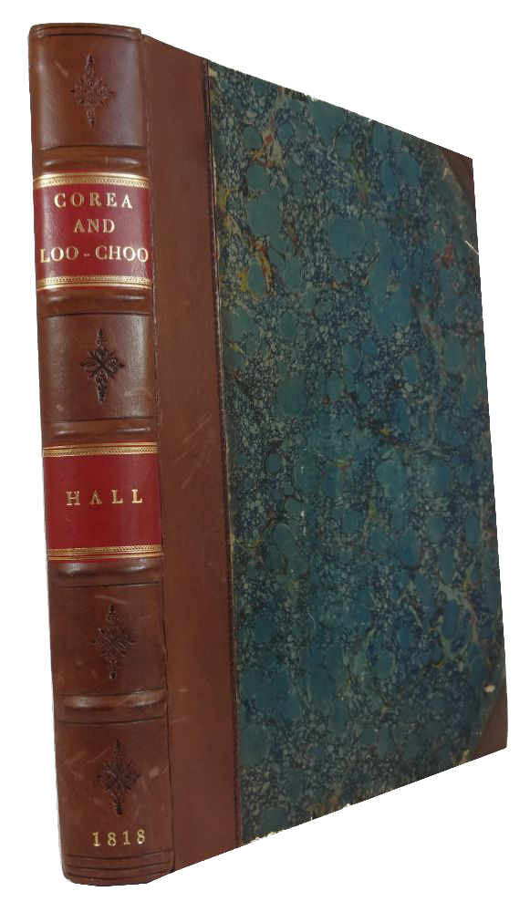 Account of a Voyage of discovery to the West Coast of Corea - Display (1818)