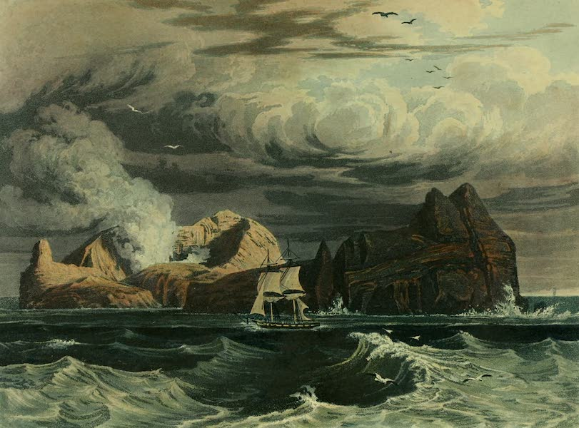 Account of a Voyage of discovery to the West Coast of Corea - Sulphur Island (1818)