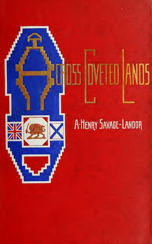 English - Across Coveted Lands Vol. 1