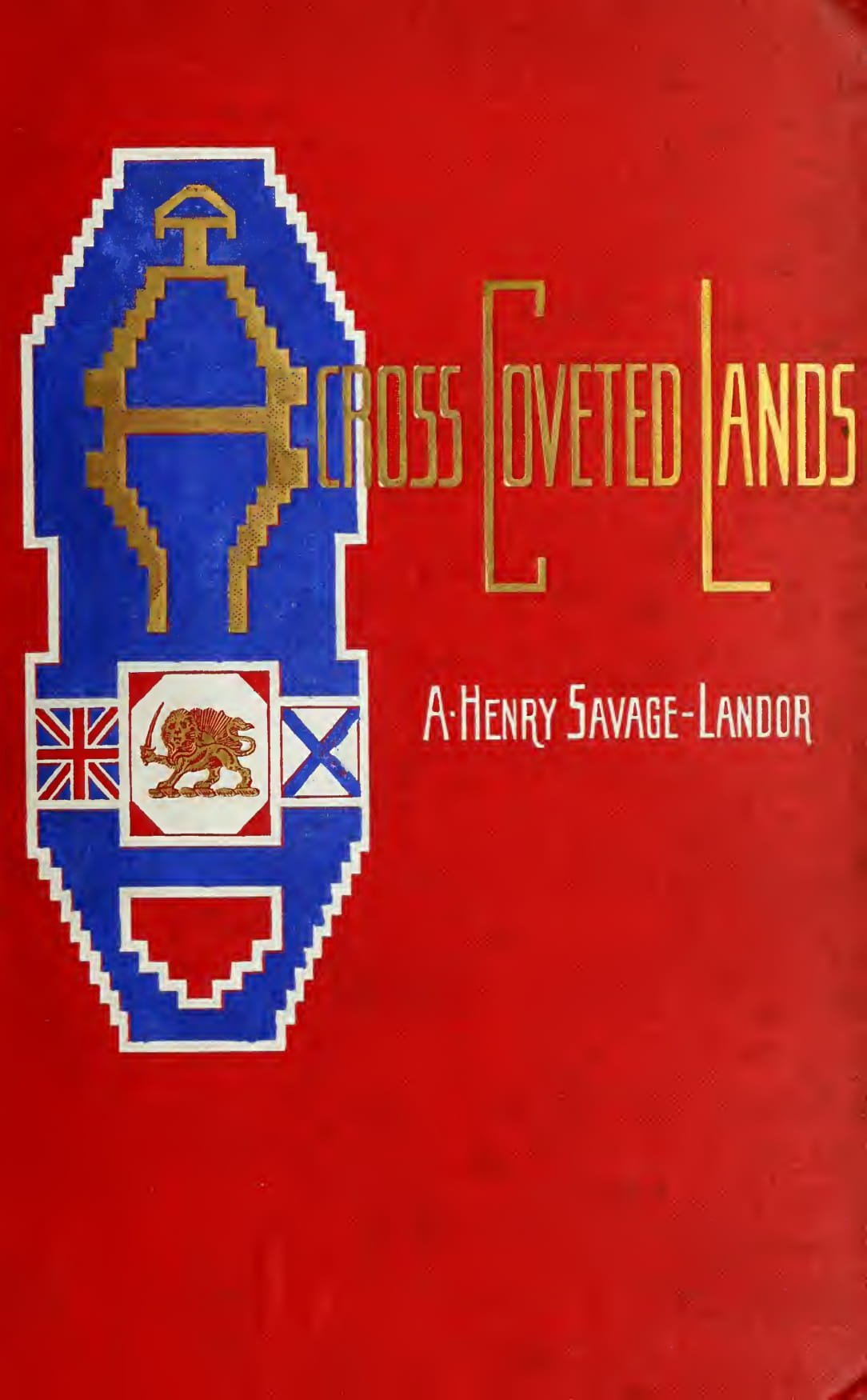 English - Across Coveted Lands Vol. 2