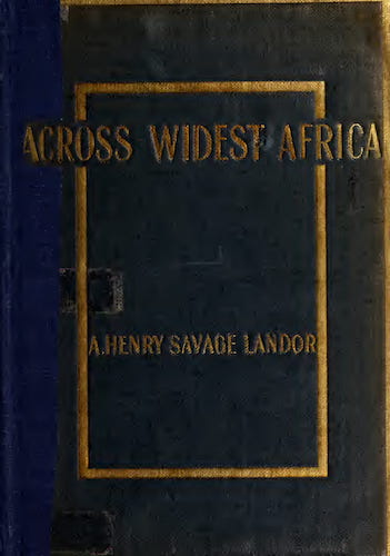 English - Across Widest Africa Vol. 1