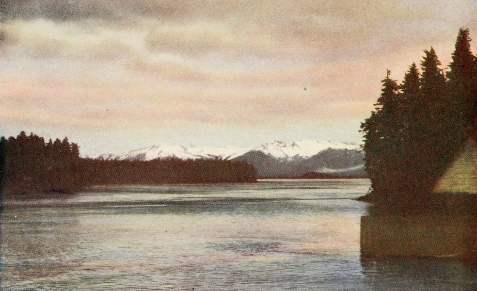 Alaska, Our Beautiful Northland of Opportunity - Wrangell Narrows (1919)