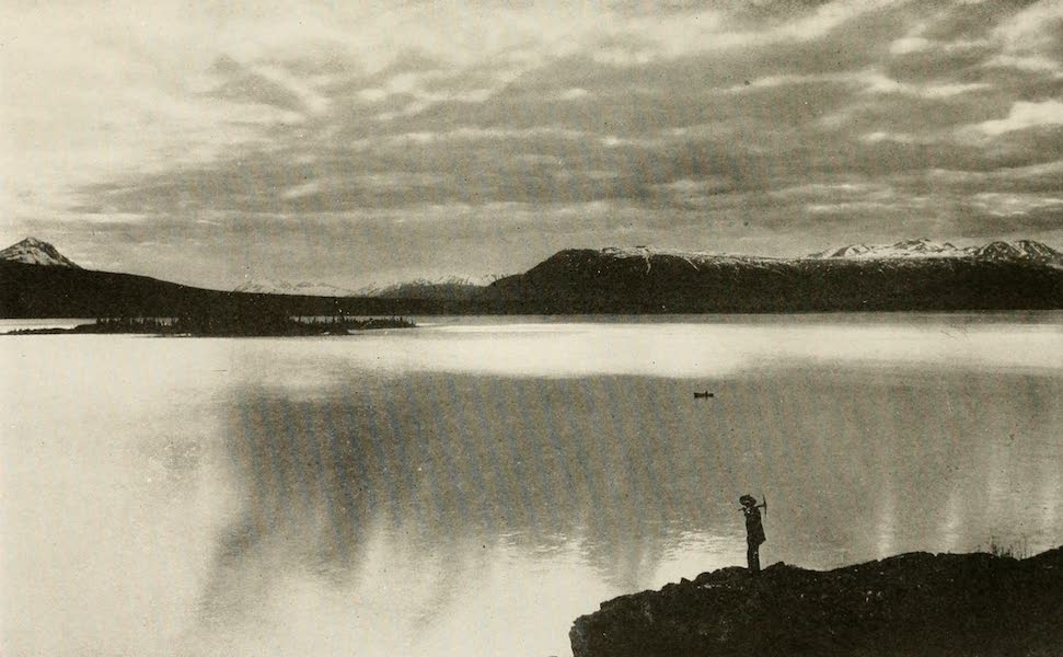 Alaska, Our Beautiful Northland of Opportunity - Lake Atlin (1919)